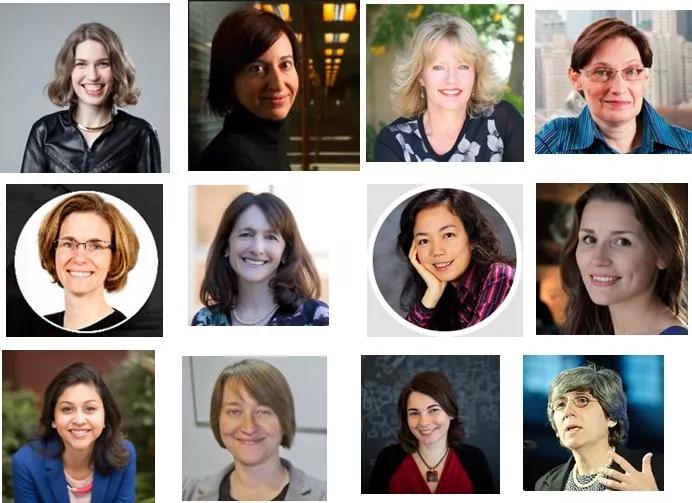 盘点18位在人工智能领域杰出的女性