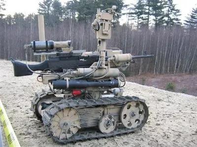 特种机器人都能做哪些事情?