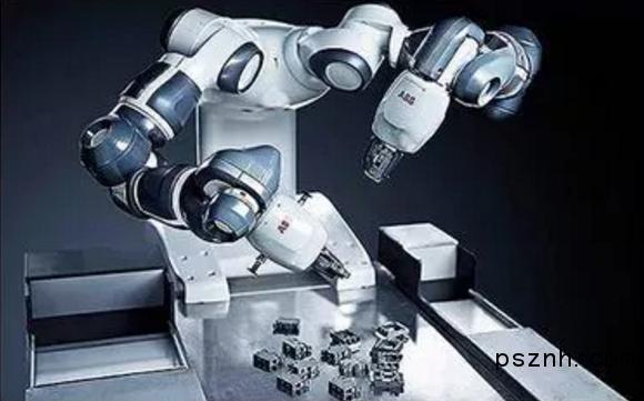学习工业机器人技术摆脱流水线工作