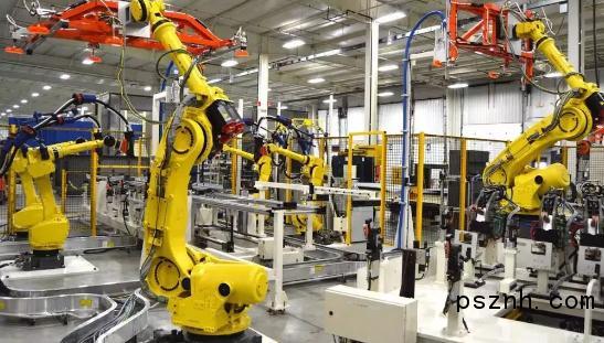 机器人主要分支:工业机器人