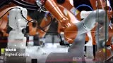库卡智能工业机器人