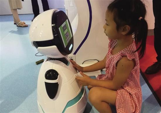 2018年我国服务机器人市场有望达18.4亿美元