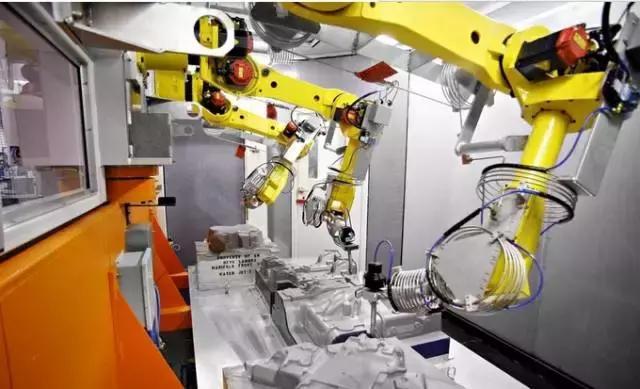 一文详解:工业机器人结构、驱动及技术