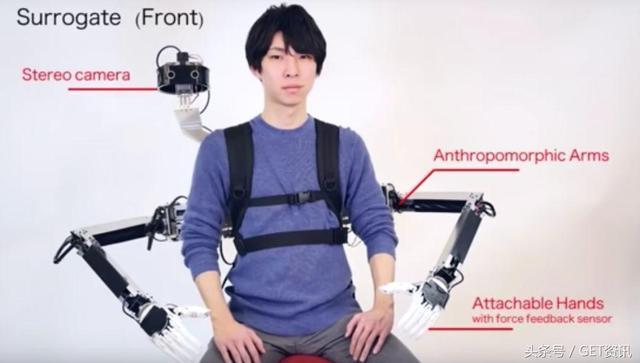 机器人专家开发出一种新型远距临场机器人Fusion