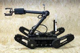聚特小型排爆机器人