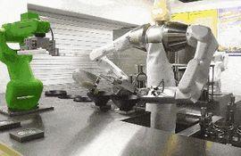 发那科机器人厨师