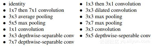 AutoMl及NAS概述:更有效地设计神经网络模型工具