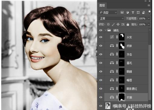 惊讶!用人工智能给黑白照片上色,复现记忆中的旧时光