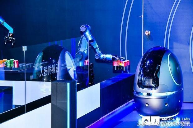 智慧城市已然可期 阿里服务机器人谍照曝光