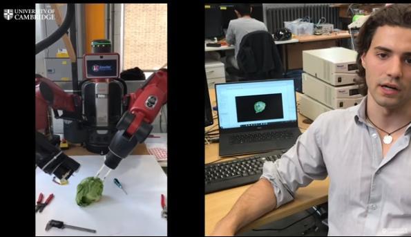 一个可以剥生菜的机器人让我们更接近自动化精致的农场工作