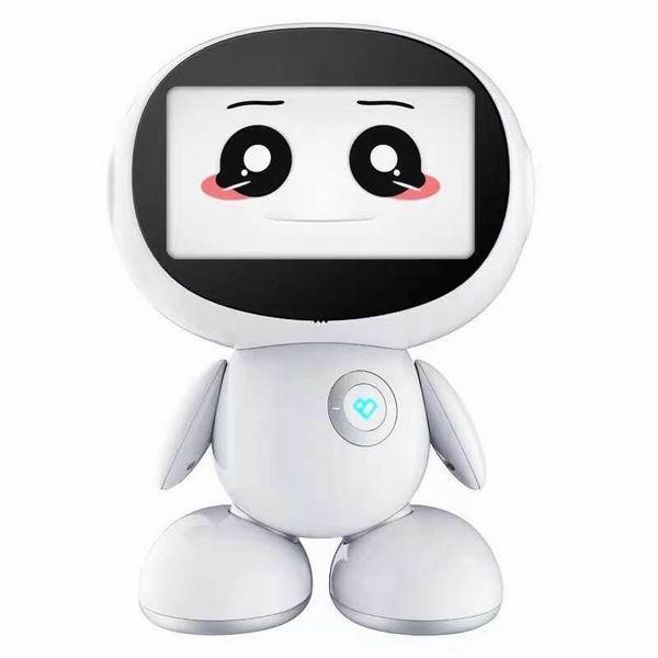 """读绘本、陪学习,推荐五款孩子视为""""伙伴""""的早教机器人"""