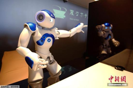 日机器人酒店接待游客10万人次 受中国亲子游青睐