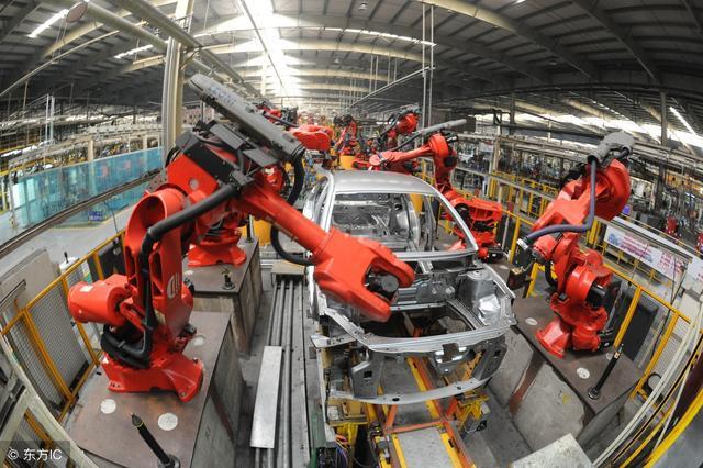 2018上半年全球机器人市场规模达279亿美元
