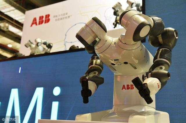全球工业机器人巨头数据对比