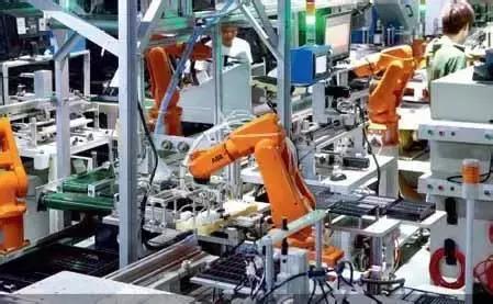 解读:工业机器人在如何应用到手机产业?
