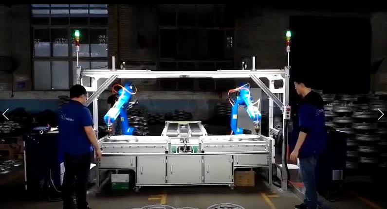 """【视觉龙】机器视觉成熟技术 推进""""机器换人""""步伐"""