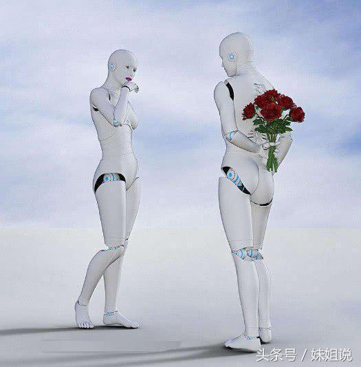 """首款男性机器人即将上市,试用女性:和它在一起很""""舒服"""""""