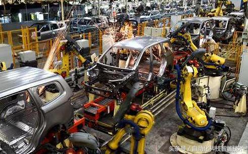 工业机器人的八大技术详情