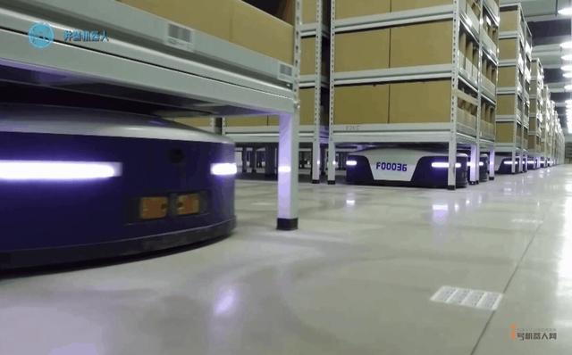 中国当下物流机器人能多大程度降低仓库运营成本