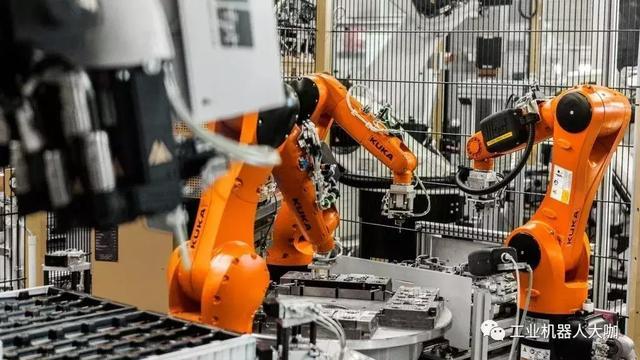 2021年全球工业机器人销量有望年均增长14%,中国增长59%