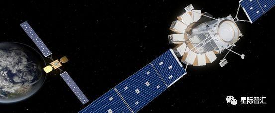 """""""任务机器人飞行器""""——太空中的移动加油机"""