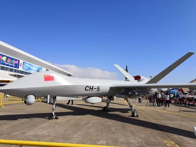 悉数珠海航展上几款可与美军抗衡的无人机