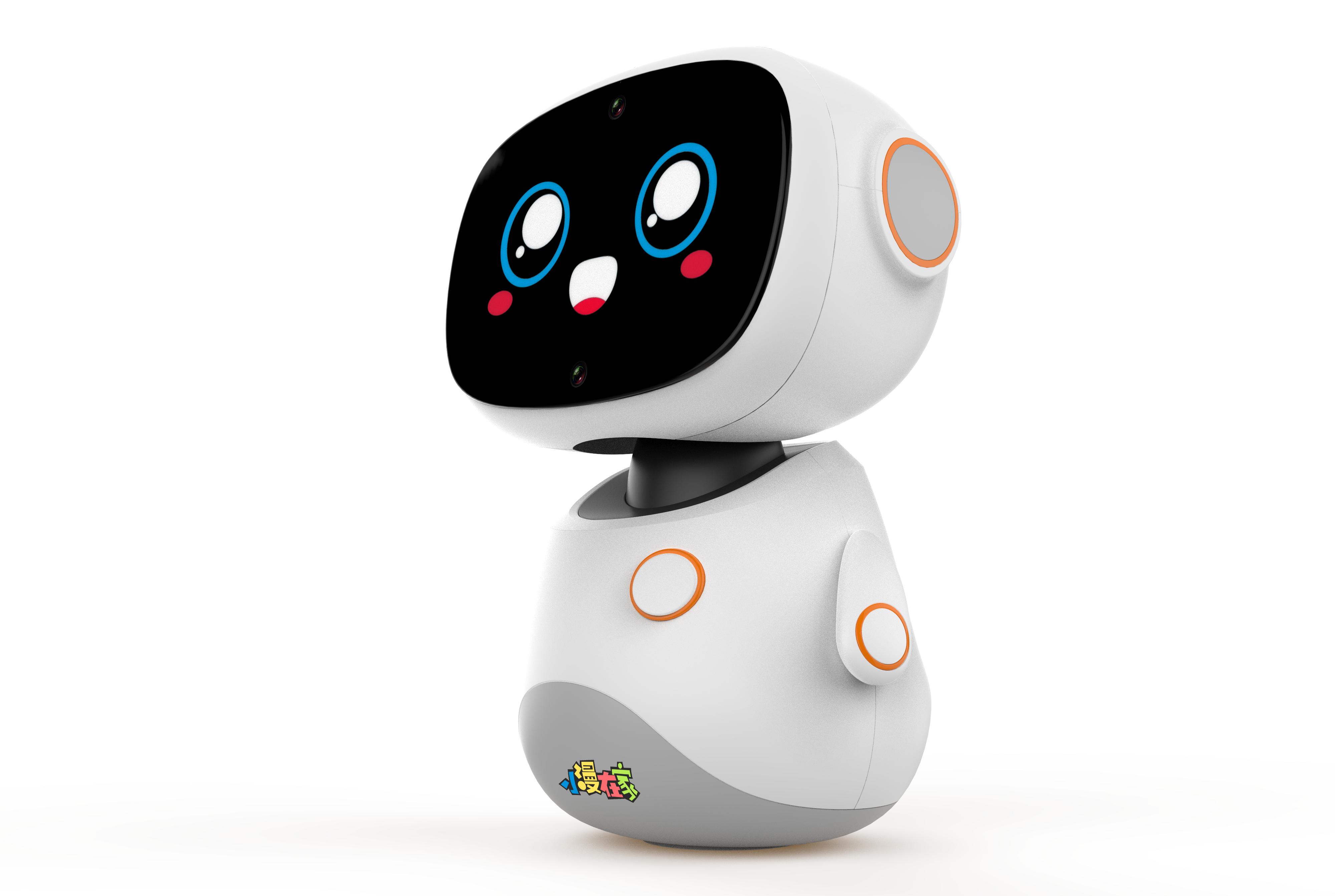 城市漫步-小漫在家智能教育机器人评测