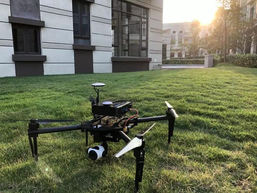 大气监测无人机帮助东莞环保部门快速定位居民区臭味来源