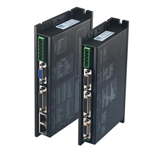 直流无刷电机驱动器 APS系列RS232通信外部控制伺服驱动器