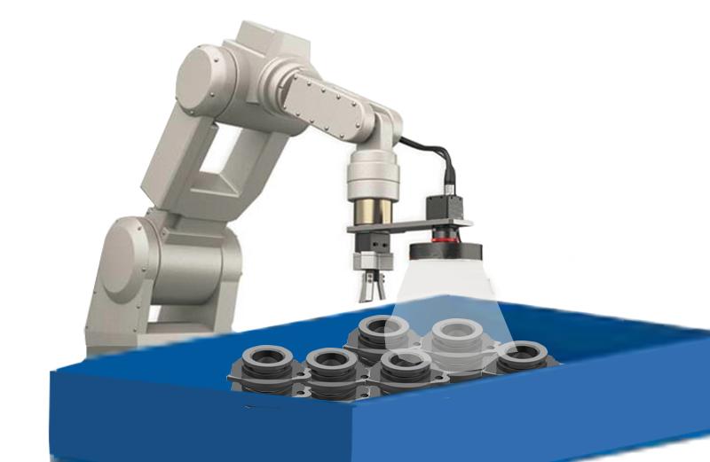 视觉龙VD200-锂电池开路电压(ocv)检测设备视觉定位系统