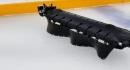 造型奇特的Velox机器人能利用波形鳍状物在冰面上穿梭自如