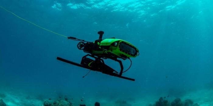 QUT联合研发水下无人机器人LarvalBot:将十万珊瑚卵投放到大堡礁指定区域
