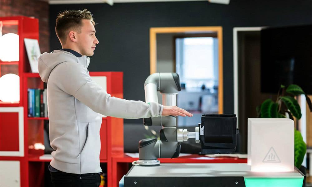 Wandelbots获600万欧元A轮融资 打造工业机器人编程通用平台