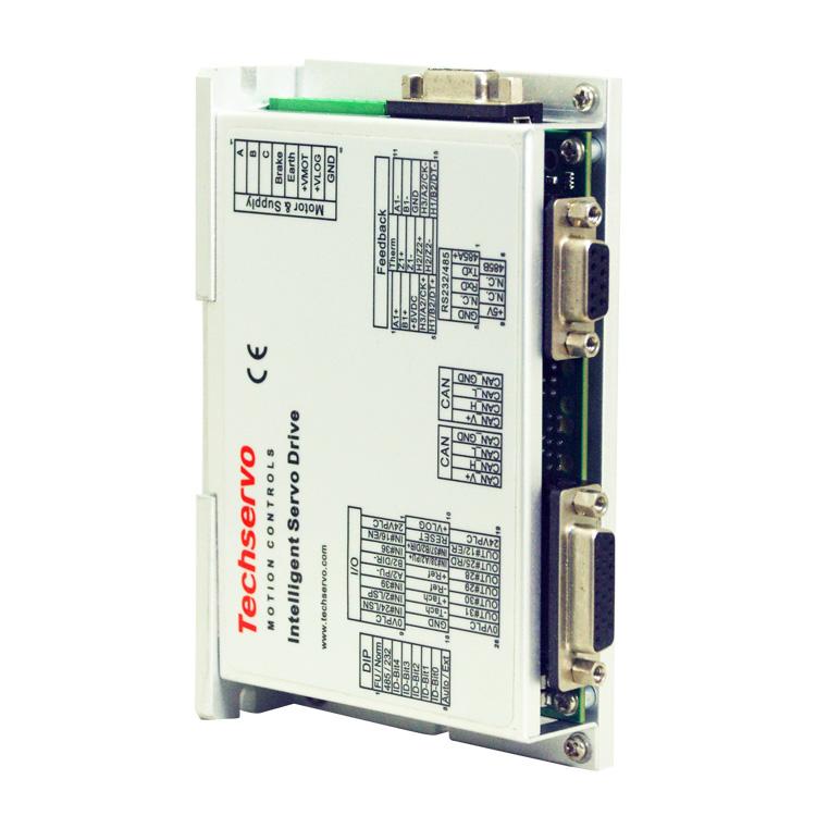 步进电机驱动器IDM系列EtherCAT通信控制直流伺服驱动器