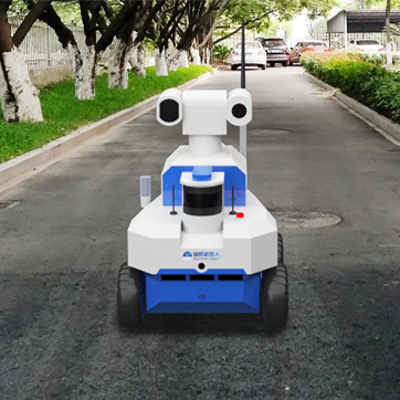 """变电站""""小卫士""""—— 智能巡检机器人"""