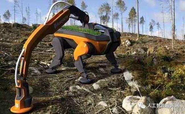 赶超国际一流水平 瑞典推四足机器人