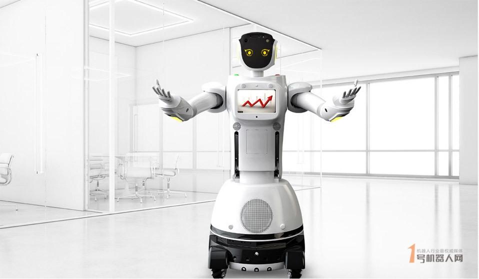 中国服务机器人技术越做越专业 但有被迫外移的可能