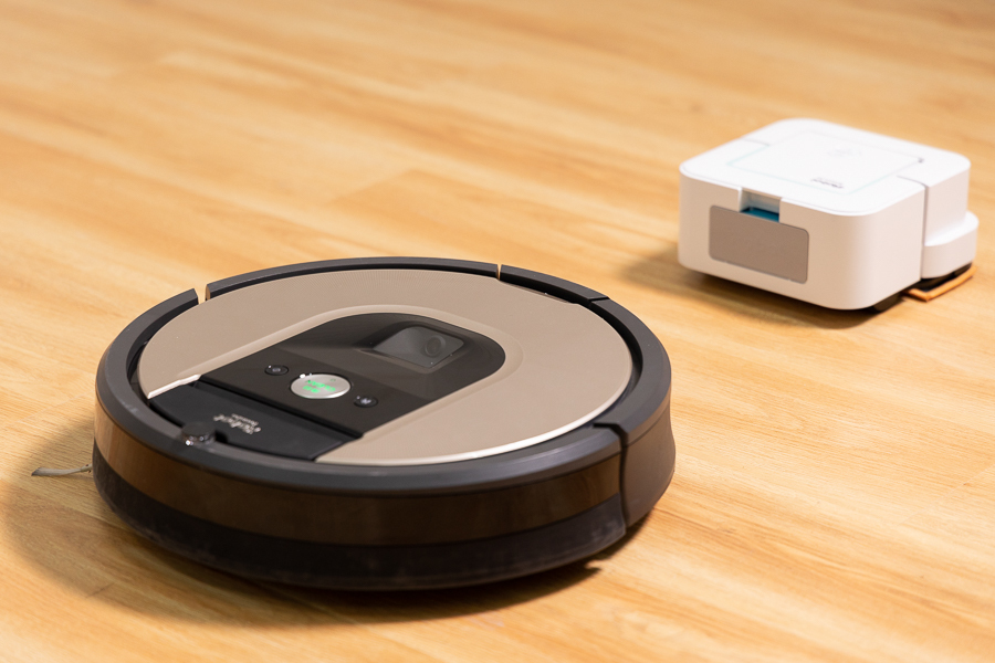 "iRobot""扫擦分离套装""扫地机器人评测"