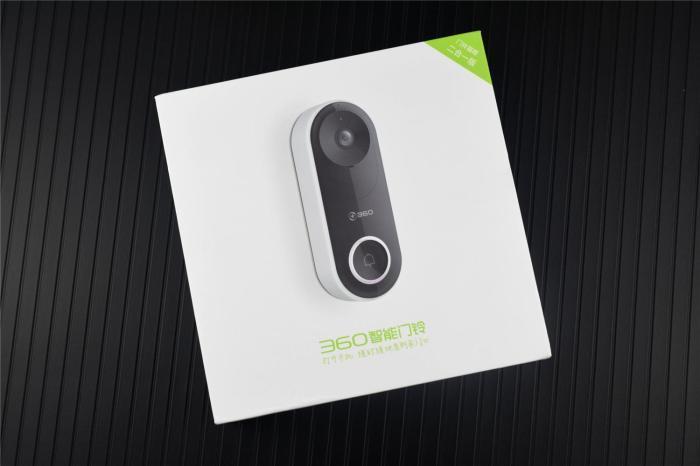 360智能门铃开箱评测