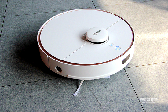 360 S7扫地机器人评测 移植无人驾驶技术
