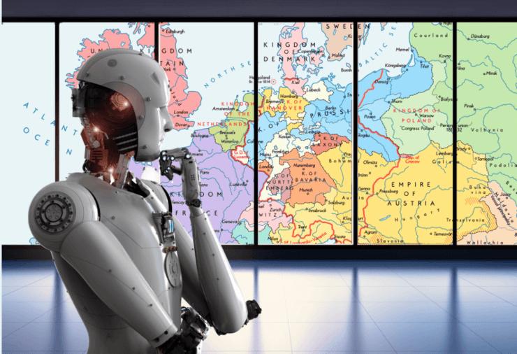 欧洲这五家AI公司,未来能够颠覆整个行业?