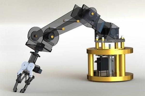 """机器人手臂Apple II 实现人工智能驱动取代""""艰苦""""编程"""