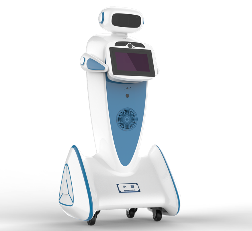 海风智能服务机器人