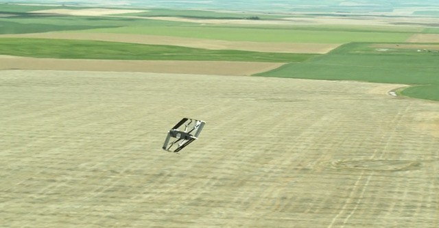 亚马逊推出新款无人机送货 大幅提升送货速度