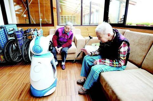 养老机器人市场会爆发吗?
