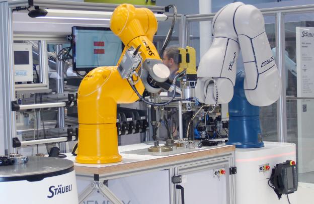 北美机器人订单下滑,是什么导致工业机器人市场萎缩?