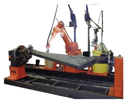 安培通焊接机器人