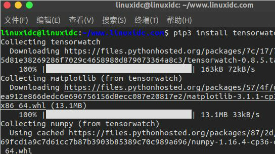 微软开源人工智能调试工具 - TensorWatch