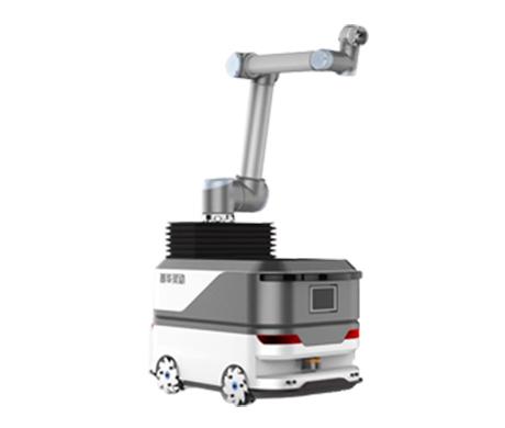 平衡重式无人叉车AGV