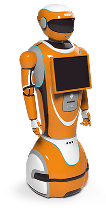 小笨服务机器人